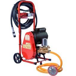 Lavadora Alta Pressão Motor Nova 2.0CV 450 Libras 20 L/min Trifásico 220V com Carrinho