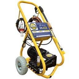 Lavadora de Alta Pressão Motor WEG 4.0CV AP 70  20L/min Trifásico 220V com Carrinho