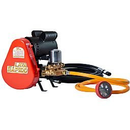 Lavadora Industrial  de Alta Pressão Motor 1.0 CV 320 Libras 14 L/min Mono 110/220V