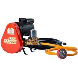 Lavadora Industrial de Alta Pressão Motor 3CV 420 Libras 28L/min Mono 110/220V sem Carrinho