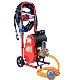 Lavadora Industrial de Alta Pressão 2.0CV 450 Libras Mono 220V com Carrinho