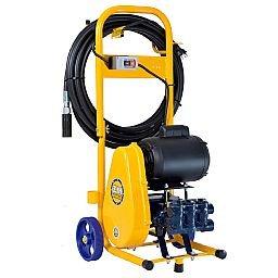 Lavadora de Alta Pressão Motor WEG 1.0 CV 11Litros/Min. 420 Libras 110V