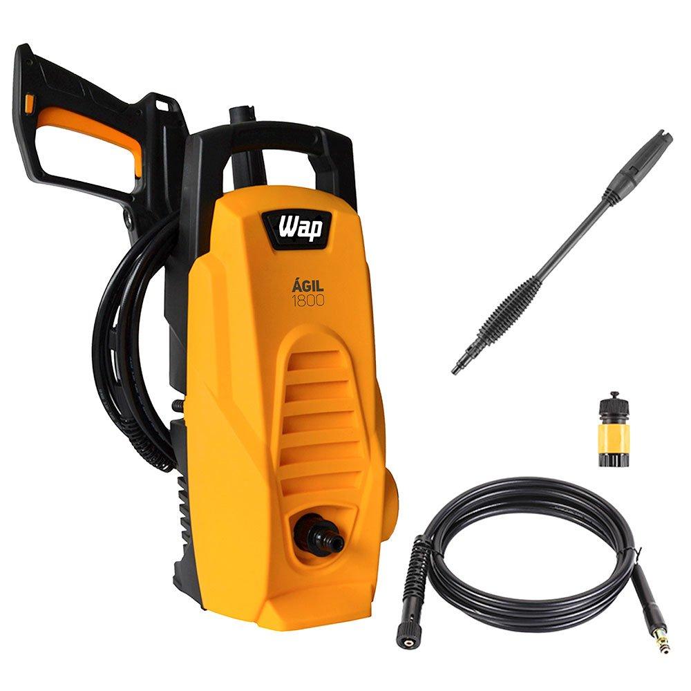 Lavadora de Alta Pressão Wap 1300 PSI 220V - Ágil
