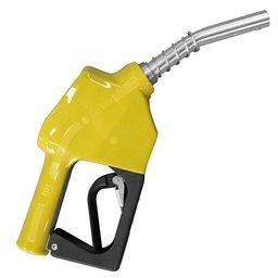 Bico de Abastecimento Automático Amarelo com Ponteira de 1/2 Pol.
