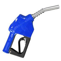 Bico de Abastecimento Automático Azul com Ponteira de 1/2 Pol.