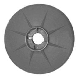 Protetor Antirrespingo Cinza para Bicos de Abastecimento de 1/2 e 3/4 Pol.