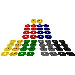 Kit Protetor Anti Respingo para Bico de Abastecimento 3/4 Pol. com 50 Unidades