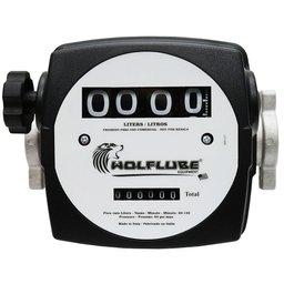 Medidor Mecânico com 4 Dígitos para Diesel