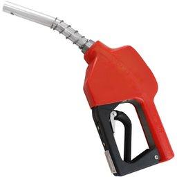 Bico Automatico para Combustível Vermelho 1/2 Polegadas