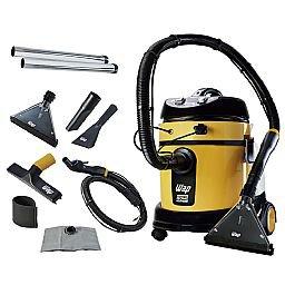 Extratora e Aspirador 1600W 220 mbar 220V para Pisos Carpetes e Estofados