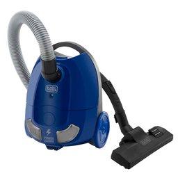 Aspirador de Pó Azul 1,2L 1200W 110V