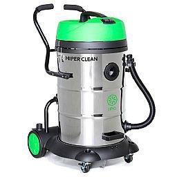 Aspirador Profissional para Sólidos e Líquidos Hiper Clean 2400W 75L 220V
