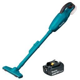 Aspirador de Pó 650ml com Bateria de Lition 18V 3.0Ah