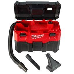 Aspirador de Pó M18 18V sem Bateria 7,5L para Sólidos e Líquidos