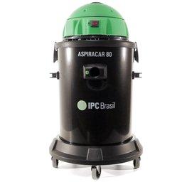 Aspirador de Sólidos e Líquidos 80 Litros 1200W  - Aspiracar 80