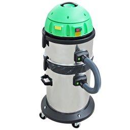 Aspirador de Sólidos e Líquidos com  Reservatório de 62 Litros 1200W