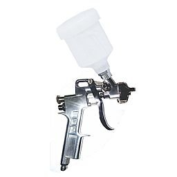 Pistola de Pintura Baixa Produção 1.5 mm 600 ml Tipo Gravidade