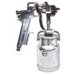 Pistola de Pintura Baixa Produção 1.5 mm 1000 ml Tipo Sucção