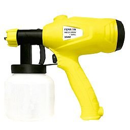 Pistola Pulverizadora Elétrica Mega Spray 800ml 2,5mm 350W