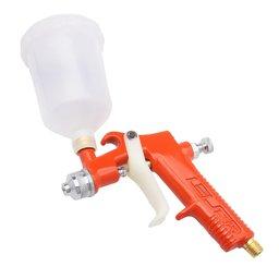 Pistola de Gravidade para Pintura 200ml com 2 Bicos