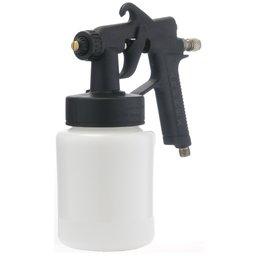 Pistola de Pintura Baixa Pressão 90S 650ml com Bico de 1,2mm e Válvula