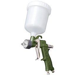 Pistola de Pintura Eco 21 HP com Bico e Agulha em Aço Inox de 1,4mm