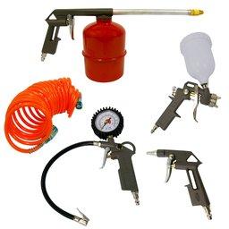 Kit Pintura para Compressor com 5 Peças
