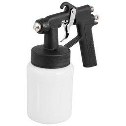 Pistola para Pintura Ar Direto Bico 1,1mm com Caneca 600ml