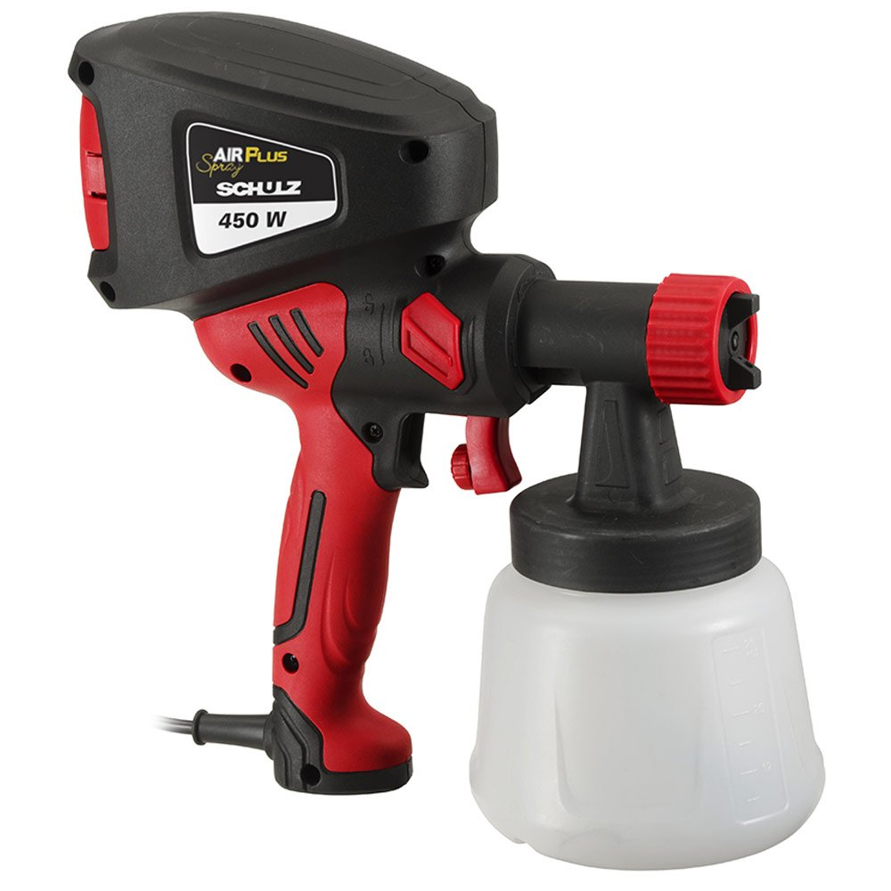 Pistola Pulverizadora Air Plus Spray 450W 220V