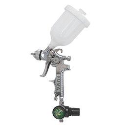Pistola de Pintura HVLP 1,5mm 600ml de Gravidade