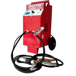 Repuxadora Elétrica Spotter Junior Monofásico  Grátis Protetor de Bateria