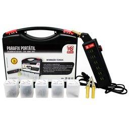 Soldador de Para-choque Parafix Portátil 110W 220V com Acessórios