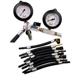 Manômetro Teste de Pressão e Vazão Simultânea da Bomba de Combustível