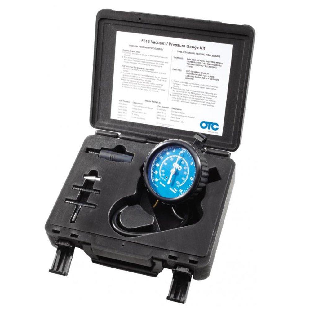 Conjunto Medidor de Pressão e Vácuo do Motor
