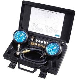Kit de Teste de Pressão de Óleo do Motor/Transmissão
