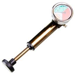 Bomba de Pressão Manual  0 a 4 Bar para Teste de Arrefecimento