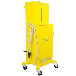 Equipamento Elétrico para Limpeza e Troca do Sistema de Arrefecimento 220V