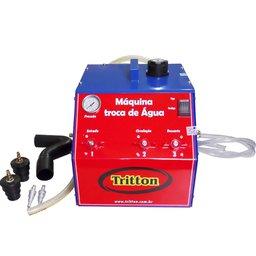 Máquina Portátil para Troca de Água do Sistema de Arrefecimento