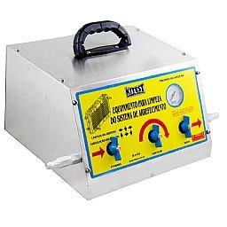 Máquina de Troca e Limpeza do Sistema de Arrefecimento
