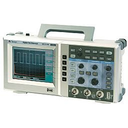 Osciloscópio Digital 100Mhz 2 Canais