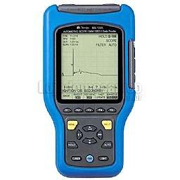 Osciloscópio e multímetro gráfico automotivo mod. MS-1005 Minipa