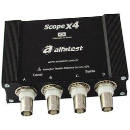 Osciloscópio Automotivo Scope X4