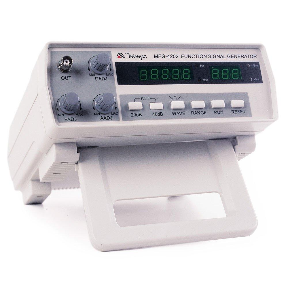 Gerador de Funções Digital 2Mhz com Display LED