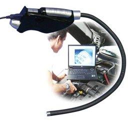 Vídeo endoscopia visualização interna pelo computador cabo 45 cm