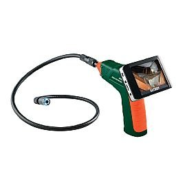 Vídeo-Boroscópio com Monitor LCD sem Fio