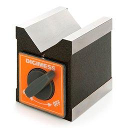 Bloco em V Magnético Individual 4 - 60mm