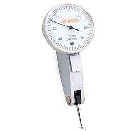 Relógio Apalpador de Alta Precisão 0 a 0,8mm com Graduação de 0,01mm