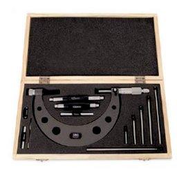 Micrômetro Externo com Batentes Intercambiáveis 0 a 150mm