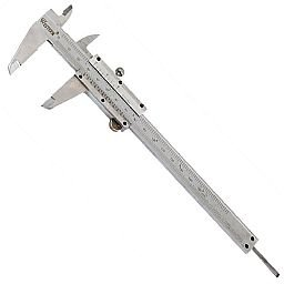 Paquímetro de Aço 150 x 0,05mm Profissional