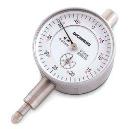 Relógio Comparador 0 a 5mm de Graduação de 0,01mm